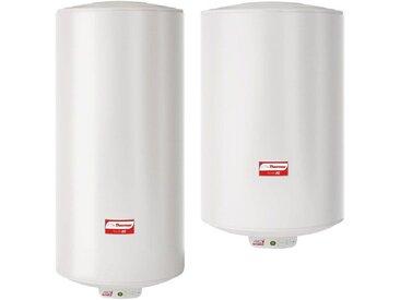 Chauffe eau électrique DURALIS ACI+ électronic - Monophasé - 100 l - Puissance 1800 W - Horizontal mural - Ø 505 mm - Haut. 860 mm