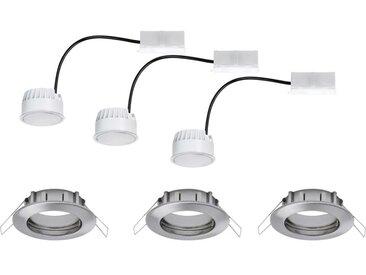 Plafonnier de salle de bain à LED Coin S307591
