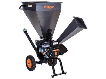 Broyeur de végétaux et branches coupe 76mm moteur thermique 212cc Villager VCPS250s