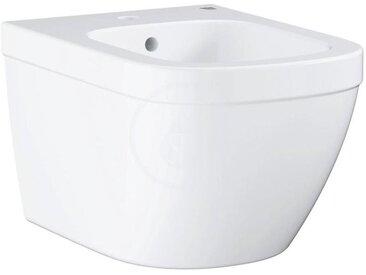 Grohe Euro Ceramic Bidet suspendu, blanc alpin (39208000)