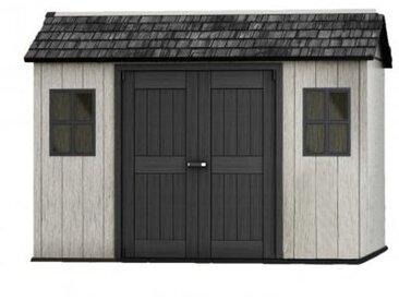 Abri en résine OAKLAND BROSSIUM® 1175 - 8 m²