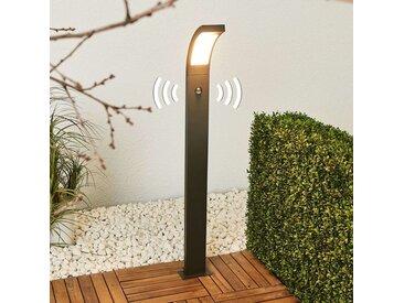 LED Eclairage Exterieur avec Detecteur de Mouvement 'Juvia' en aluminium