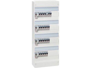 Tableau électrique équipé Evolué pour logement T6 (093069)