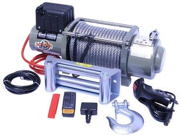 Varan Motors - var-sc16800 Treuil électrique 12V 7620KG 4200W, Treuil à câble longueur 28m Ø12.0mm