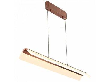 Suspension à LED couleur cuivre foncé - Argos