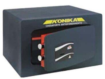 Coffre fort mobile serrure à clef série 3200TK stark 3202TK 370x240x320mm