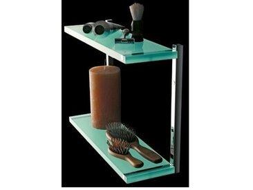 étagère de douche Tl.bath Eden 4542 | Bleu clair