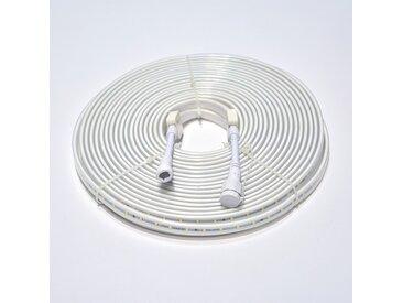 Ruban LED 230V imperméable ip65 - 20 mètres | Blanc Froid