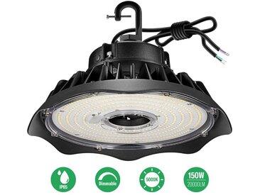 5×Anten 30W Projecteur LED Ultra-Mince IP65 Spot Eclairage LED Extérieur Blanc Chaud 3000K Spot de Jardin Super Puissant Coque Noir (Connecteur de cble étanche Fourni)