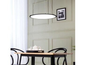 Lampe LED Suspendue Magnus 36W Noire Blanc Froid 6000K - 6500K - Blanc Froid 6000K - 6500K