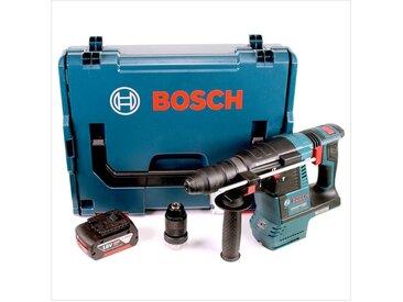 Bosch GBH 18 V-26 F Perforateur sans-fil Professional SDS-plus + Coffret L-Boxx + 1x Batterie GBA 5Ah - sans Chargeur