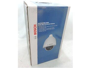 Camera de surveillance mobile jour/nuit extérieure autodôme 5000 960H 36X PTZ CamPAL antivandale étanche IP66 BOSCH VEZ-513-EWCR