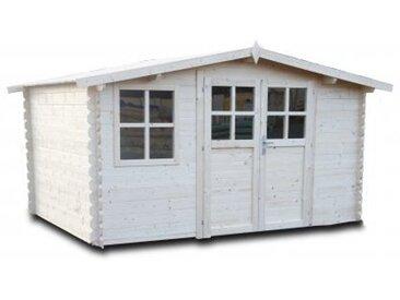 Abri de jardin en bois AZUR 12 m²