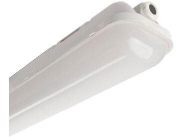 Réglette Étanche LED Intégré 600mm 18W Dimmable 1-10V Blanc Froid 6000K - 6500K