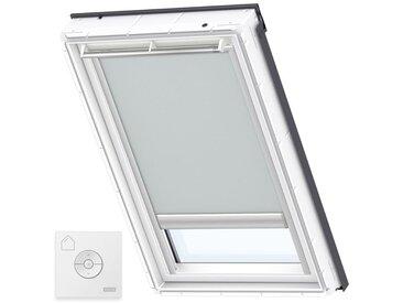 VELUX Original Store Occultant à Énergie Solaire pour Fenêtres de Toit VELUX, SK06, Gris Pastel - Gris Pastel