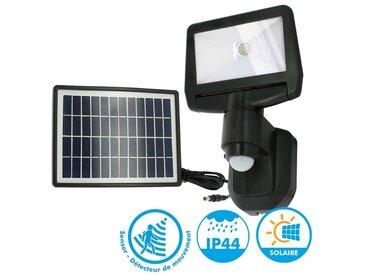 Projecteur solaire ESTEBAN à détection 850 Lumens Eq 70W