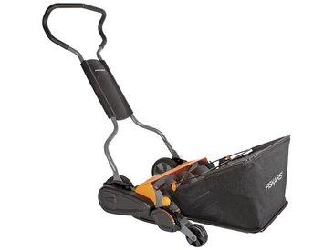 Tondeuse manuelle avec bac de ramassage Fiskars StaySharp Max