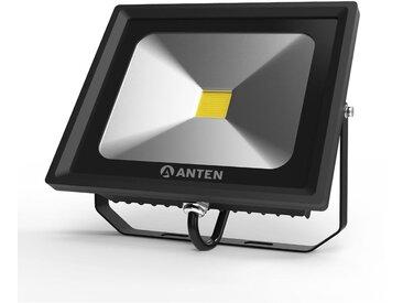 Anten 50W Projecteur LED Extérieur Spot LED Ultra-Mince IP65 Étanche Éclairage de Sécurité Puissant Lampe Blanc Froid 6000K