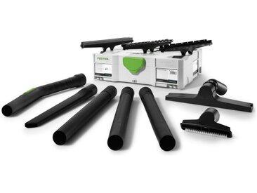 Festool Dépoussiéreur CTM 26 E AC CLEANTEC Aspirateur + Kit de nettoyage compact D 27 / D 36 K-RS-Plus + Coffret de transport