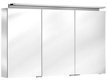 Armoire de toilette Keuco Royal L1 13605, 3 portes tournantes, 1200mm - 13605171301