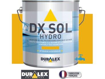 PEINTURE SOL polyur_thane 15 Litres - TRAFFIC IMPORTANT - DX SOL HYDRO - DURALEX - 15 Litres - JAUNE SIGNALISATION - RAL 1023