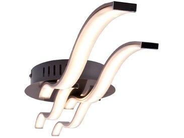Plafonnier DEL 15 watts luminaire plafond lampe cuisine LED salle de séjour