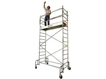 Echafaudage roulant Junior 200 2m80 plancher