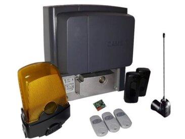 Kit pour portails coulissants d'une pesant jusqu'a 400 kg CAME BX704AGS + 3 pieces Came Top 432EE