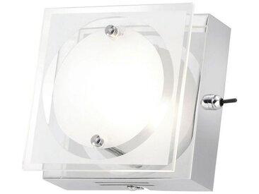 Applique LED remplaçables Brice ou plafonnier LED blanc chaud