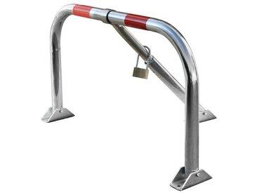 Barrière de parking KLOSE-BESSER Verrouillage par cadenas - 77 x 43 cm - 951