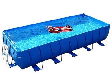 Vitalo 2 - 2,80 x 6,60 m - 1,05 m de Centrocom - Kit piscine