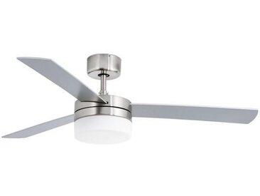 Ventilateur de plafond Faro Panay Nickel Acier 33608