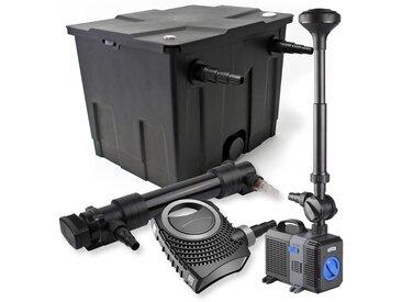 SunSun Kit de filtration de bassin 12000l 36W UVC Stérilisateur NEO10000 80W Pompe Fontaine