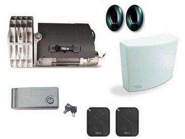 NICE Kit complet pour volet roulant - irréversible jusqu'à 180 kg RONDOKIT + accessories