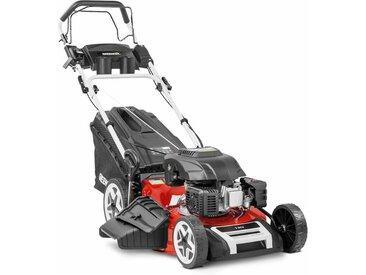 Greencut - Tondeuse à gazon GLM880X à essence 173cc 7,5cv 4 temps moteur autopropulsé lame acier double tranchant 530mm 21' hauteur de coupe réglable et panier d'une capacité de 65L