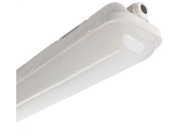 Réglette Étanche LED Intégré 1200mm 40W Dimmable 1-10V Blanc Froid 6000K - 6500K