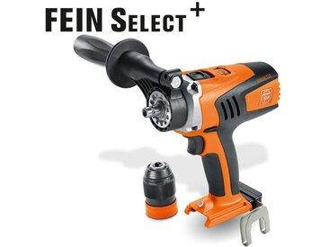 Perceuse visseuse ASCM 18V QM Select FEIN - sans batterie ni chargeur - 71161164000