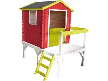 Petite cabane en bois pour enfant sur pilotis - Zoe