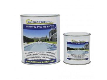 Peinture Piscine Epoxy Blanc - 5 Kg Blanc