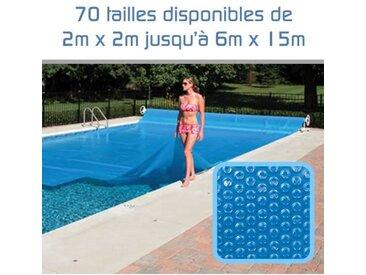 Bâche à Bulles 300 Microns pour piscine 5m x 09m - Linxor