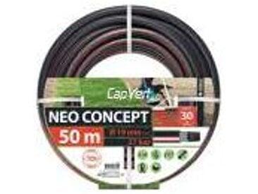 Tuyau d'arrosage Néo Concept Diamètre 19 mm - Longueur 50 m - Cap Vert