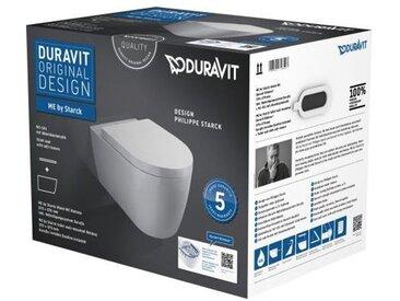 Duravit WC suspendu Duravit Rimless ME by Starck (45290900A1)