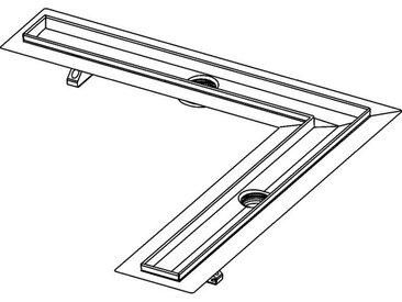 TECEdrainline Caniveau de douche d'angle, 611200, 1200mm - 611200