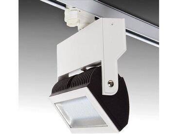 Spot LED Sur Rail 3 Phases 25W 2610Lm 50.000H Margaret | Blanc chaud (SN-TR-C03-CW)
