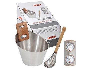 Kit accessoires Harvia SAUNA spécial vapeur