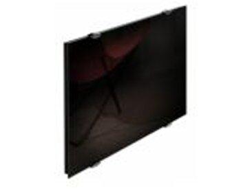 Radiateur horizontal CAMPAVER SELECT 3.0 (noir) - 1000 W - Campa