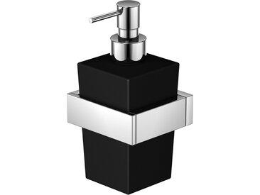 Série 460 Distributeur de savon pour montage mural, noir - 4608002 - Steinberg