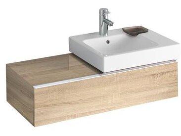Geberit iCon Meuble sous-lavabo 841592 890x240x477 mm, texture bois chêne naturel - 841592000