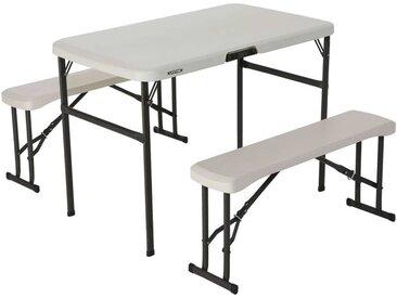 TABLE DE CAMPING / 4 personnes