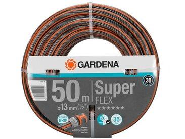 Gardena - Tuyau d'arrosage 50 m D. 13 mm Premium SuperFLEX - TNT